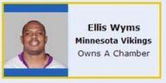 Ellis Wyms