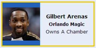Gilbert Arenas