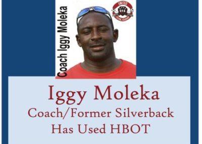 Iggy Moleka