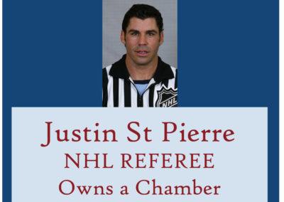 Justin St Pierre