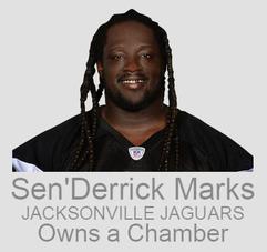 Sen'Derrick Marks