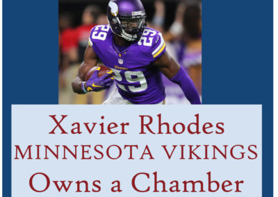 Xavier Rhodes